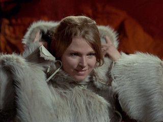 "Mariette Hartley, Star Trek TOS, ""All Our Yesterdays,"" 1969 