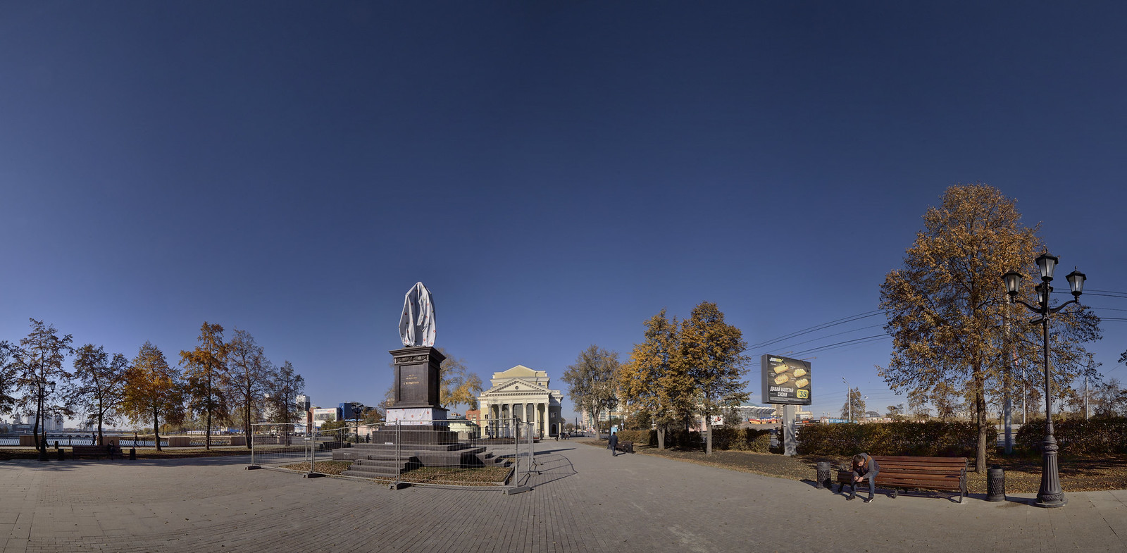 Челябинск памятник Столыпину
