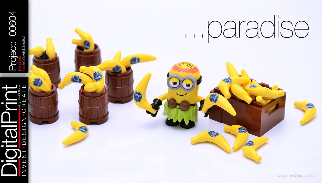 project 604 - Custom bananas