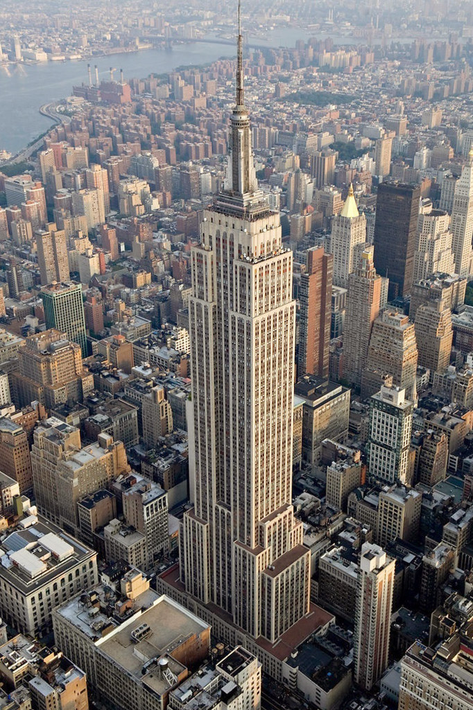 U S Tourist Attractions Empire State Building New York