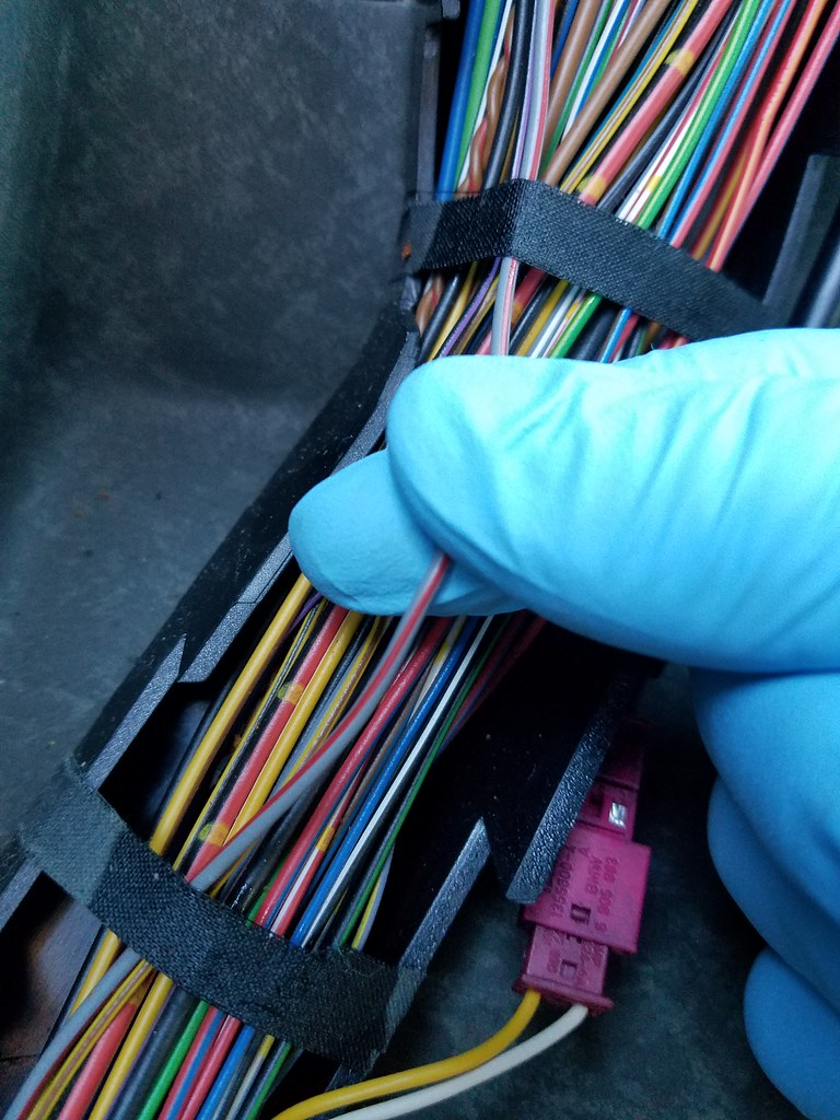 Rear Heated Seat DIY Writeup Install