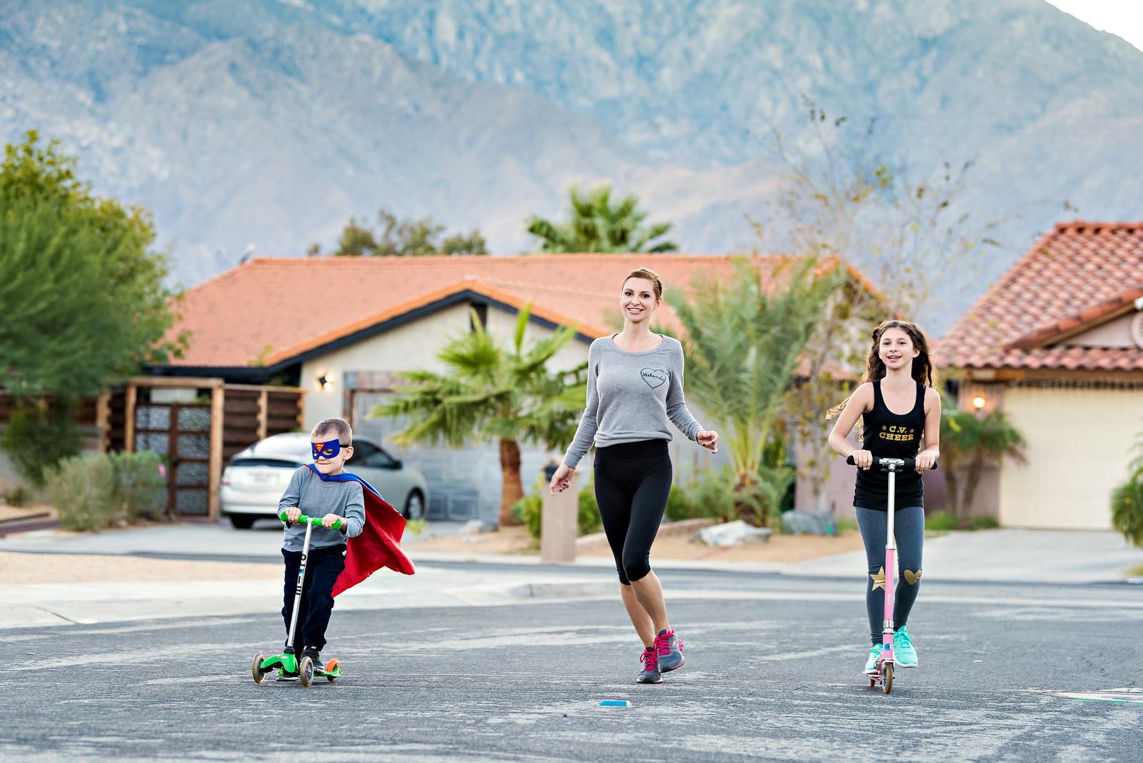 5 ways to keep kids active