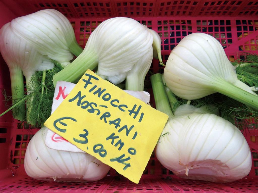 """標示著""""Nostrani""""(自家種植)的蔬果,最受消費者青睞"""