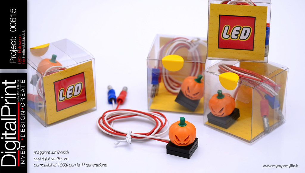 project 615 - led Halloween