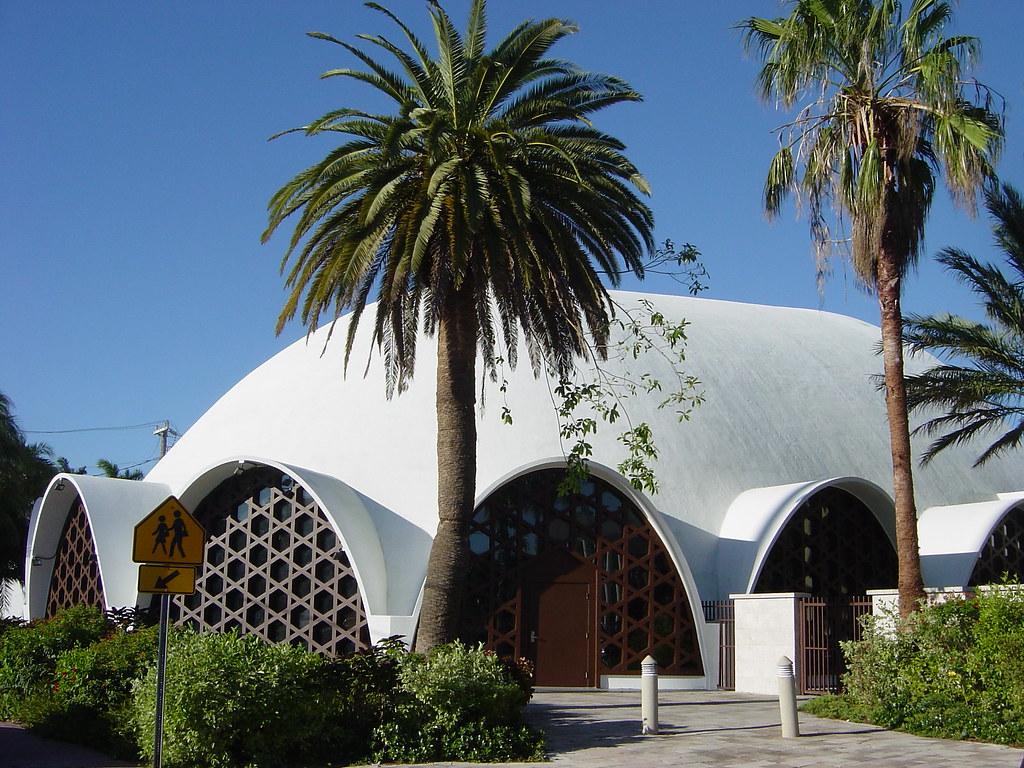 Temple Beth Sholom, Miami Beach | A mid-century dome ...