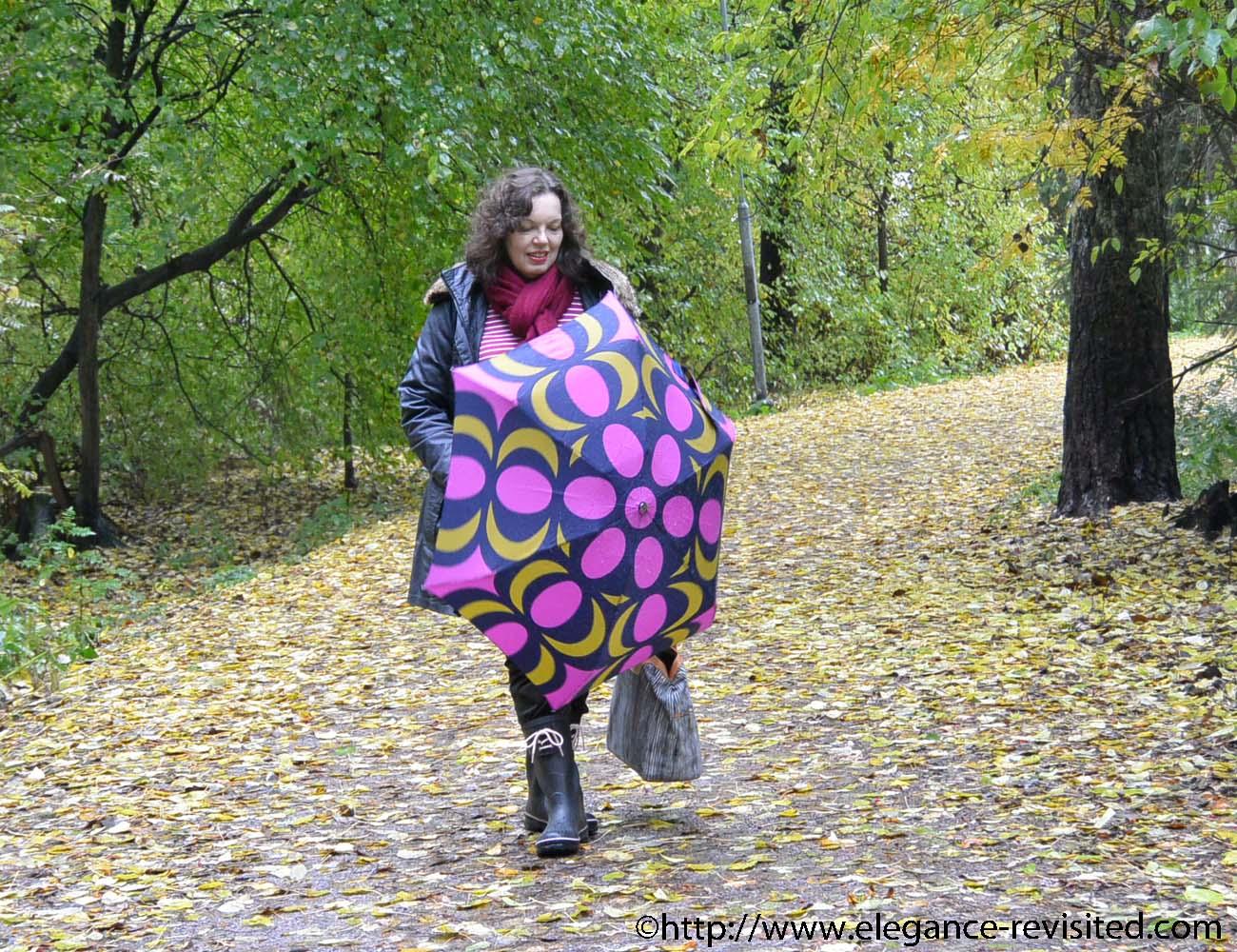 Marimekko umbrella