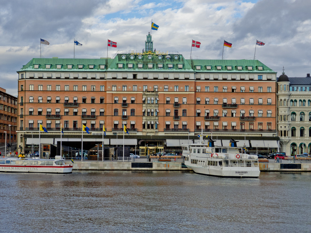 Grand Hotel Stockholm Jobs