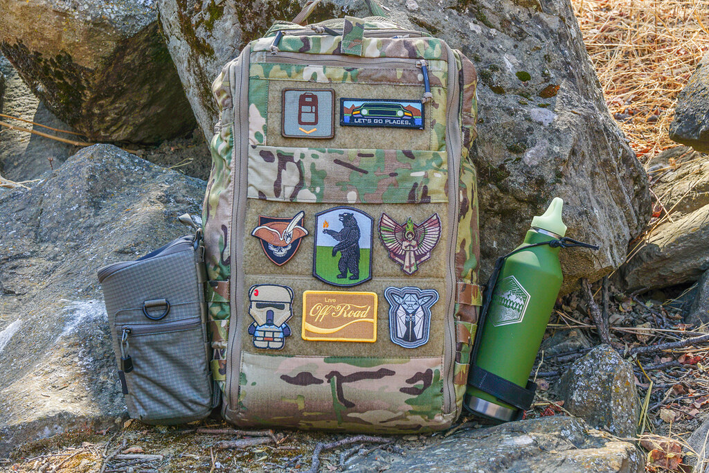 Review: LBX Tactical Titan 2 37389062844_1a81b03c4b_b