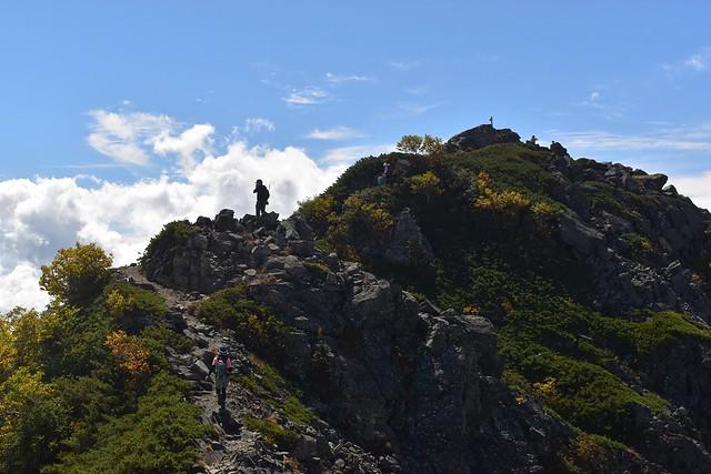 アサヨ峰 日帰り登山