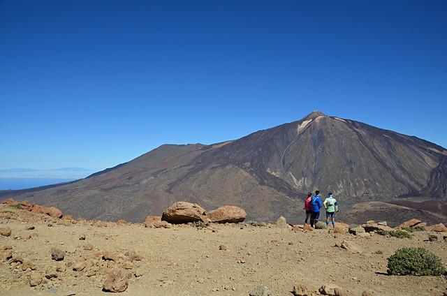 Guajara, Teide National Park, Tenerife