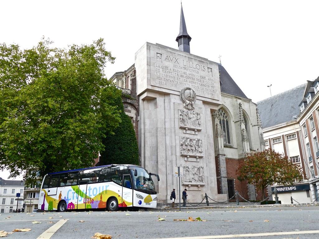 Loffice De Tourisme De Lille Ayats Platinum Cc 764 Pq Flickr
