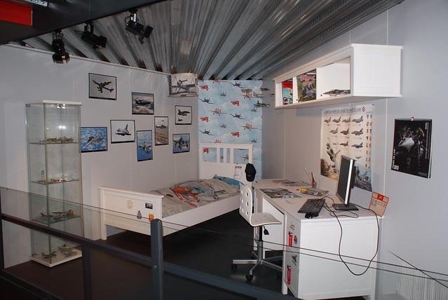 les Aéropuces au Musée de l Air du Bourget 37826498262_e2d9c8dae6_z