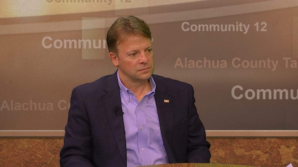 Alachua County Commissioner Ken Cornell