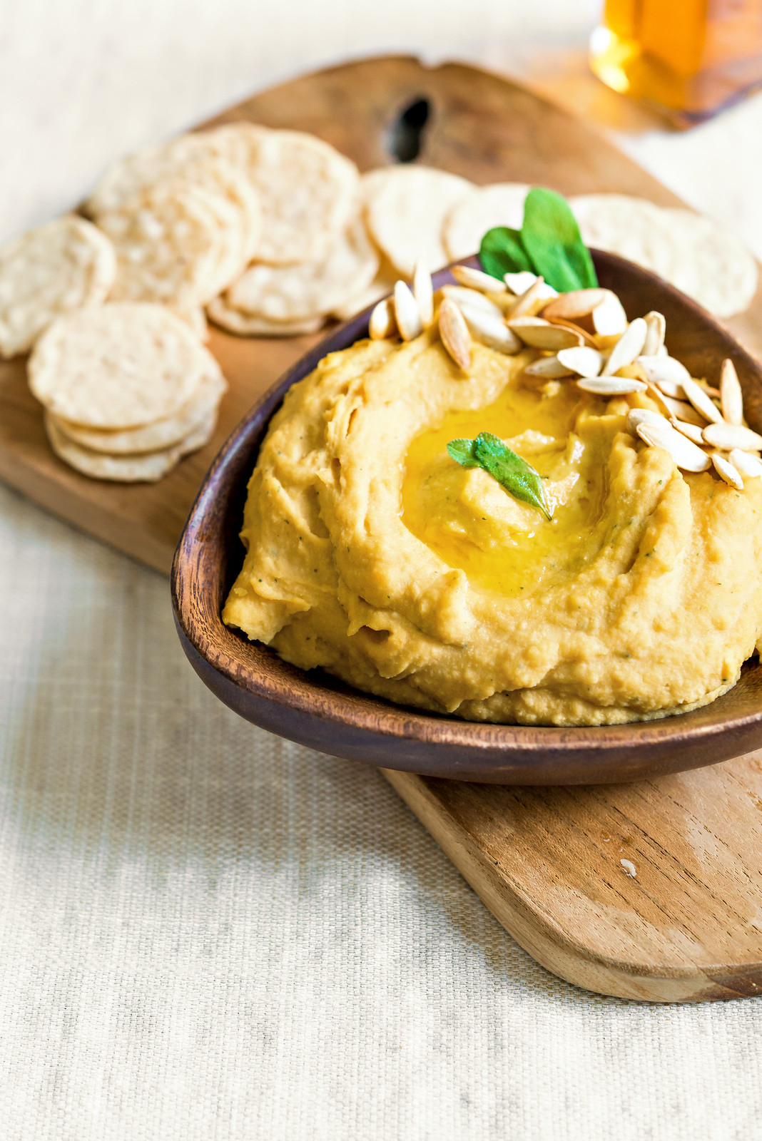 Butternut Squash and Sage Hummus