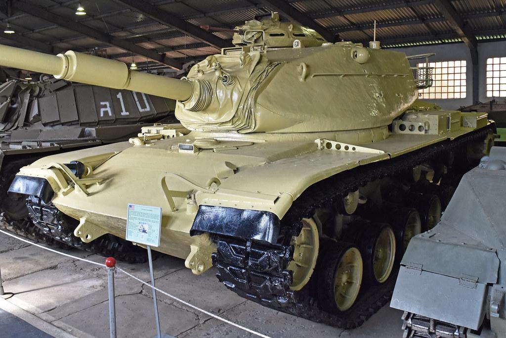 iranian m60a1  u2013 kubinka tank museum