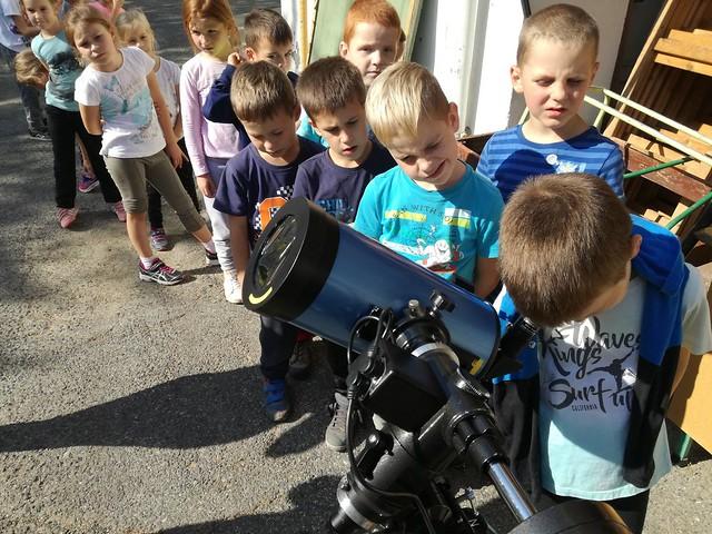 VCSE- TIT - Napbemutatás Teskándon általános iskolásoknak 2017. szept. 29-én - Bánfalvi Péter felvétele