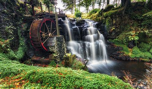 Glenariff Water Wheel This Beautiful Little Wheel And