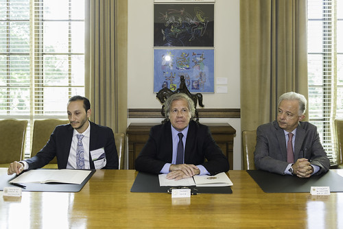 OAS and Colombia Sign Agreement to Hold Ministerial Meeting on Science and Technology