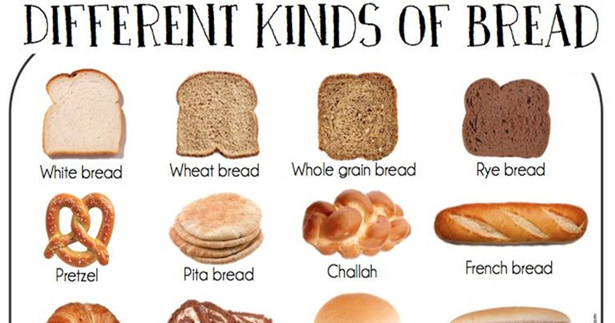 Vocabulary: Different Kinds of Breads 5
