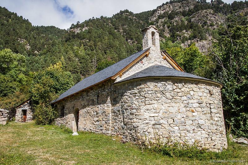 Ermita de Sant Nicolau de Boí