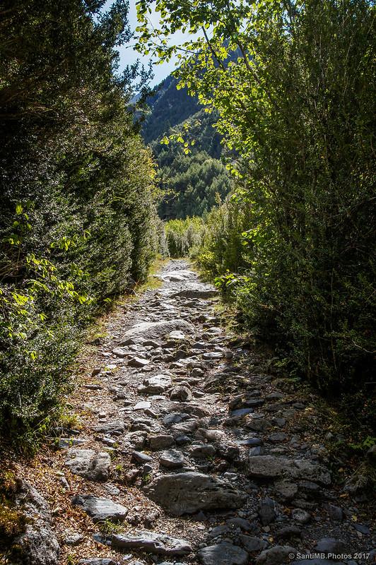 Ruta de la Nutria en Aigüestortes