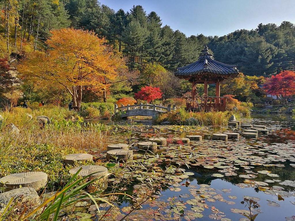 landscape #pavilion #pond #mobilephotography #travelphoto… | Flickr