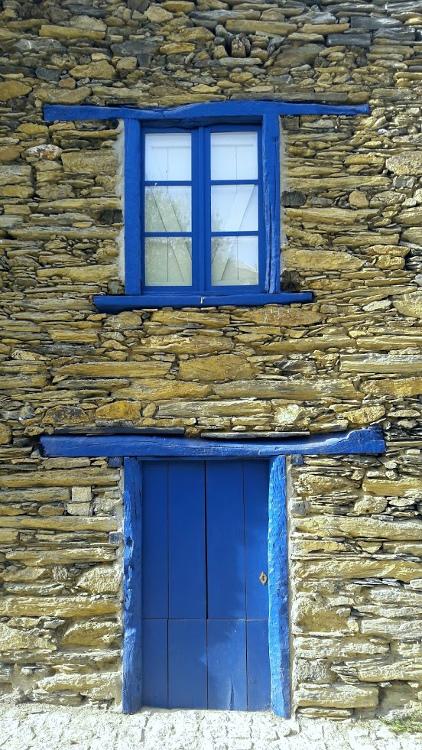Fotografia em Palavras: Azul ou Vermelho