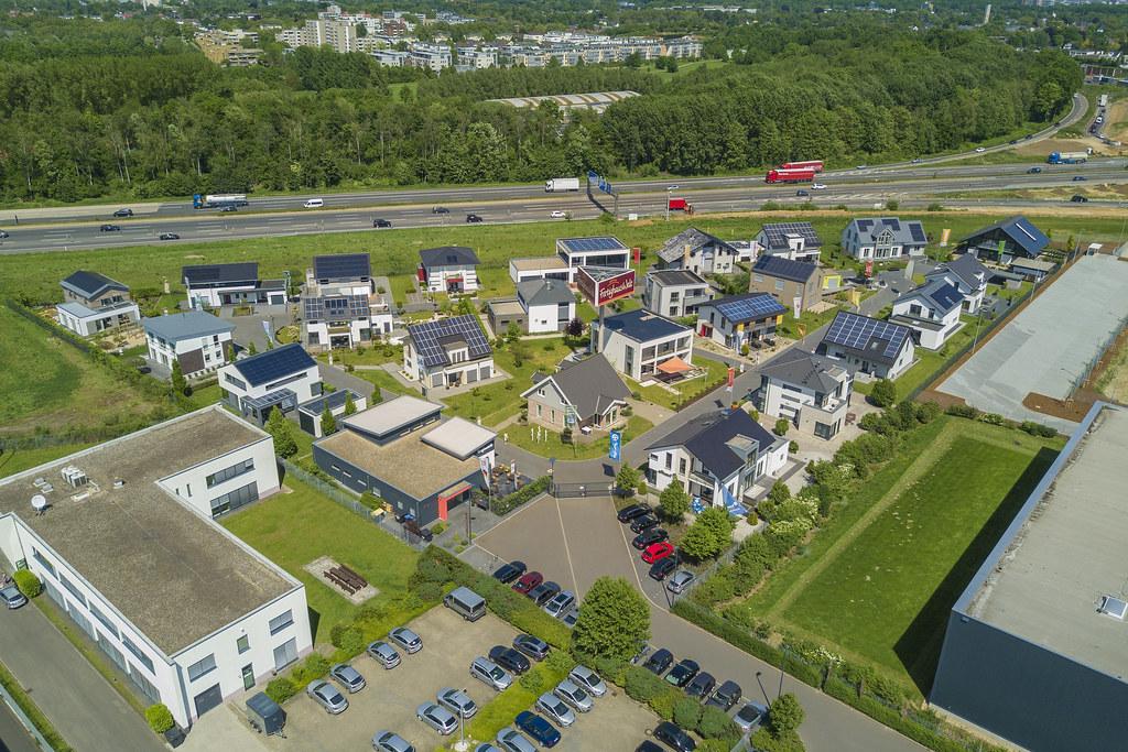 Fertighauswelt Köln fertighauswelt köln alle häuser in der fertighauswelt günz flickr