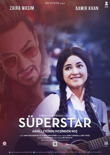 Süperstar: Hayallerinin Peşinden Koş - Secret Superstar (2017)