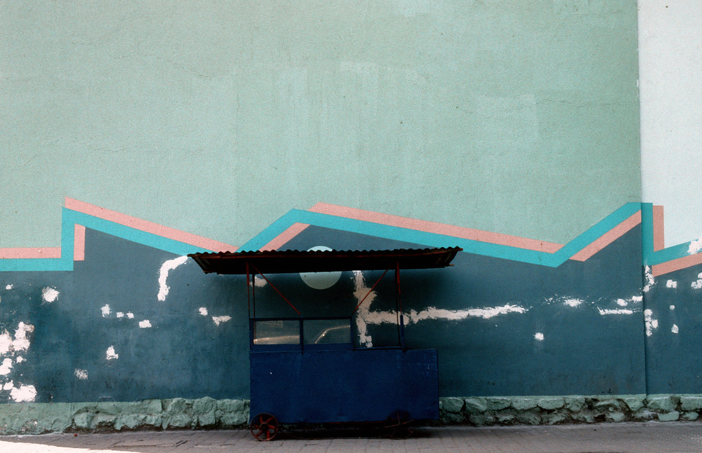 Simple composition, Santiago, 1992 | by Marcelo  Montecino