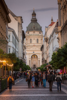St. Stephans Basilica in Budapest | by Bezemnod