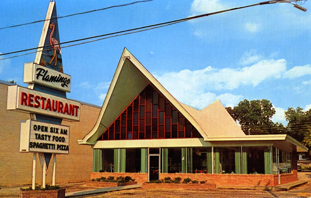 Flamingo Restaurant Florence Sc 522 S Irby St Gus Hondro Flickr