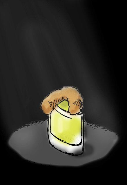 Boceto de la tapa