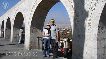 City Tour Arequipa Half Day