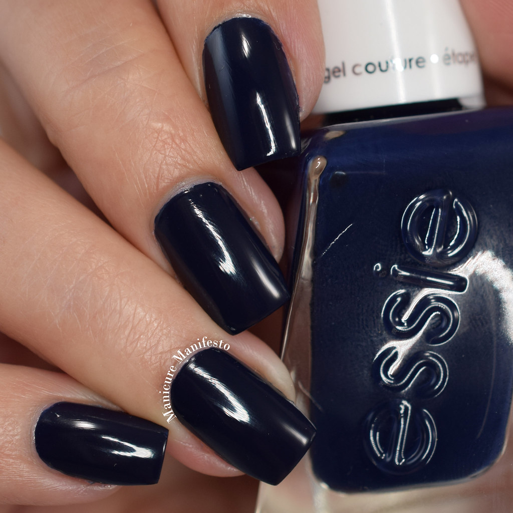 Manicure Manifesto: Essie Gel Couture Caviar Bar & First View ...