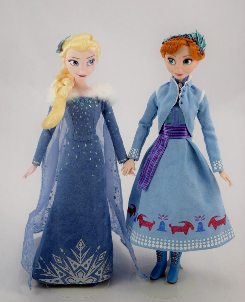 anna and elsa doll set olaf 39 s frozen adventure disney flickr. Black Bedroom Furniture Sets. Home Design Ideas