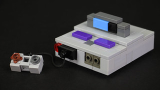 LEGO SNES | by BRICK 101