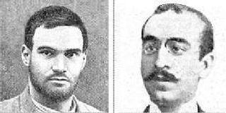 El Chato y Jacobo López de Rueda.