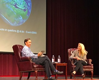 Fireside Chat with SpaceX President Gwynne Shotwell | by jurvetson