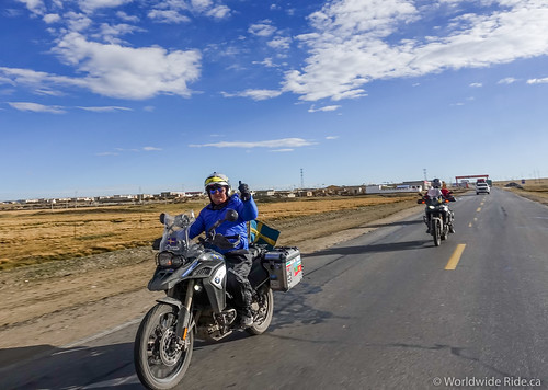 Road to Lhasa-54 | by Worldwide Ride.ca