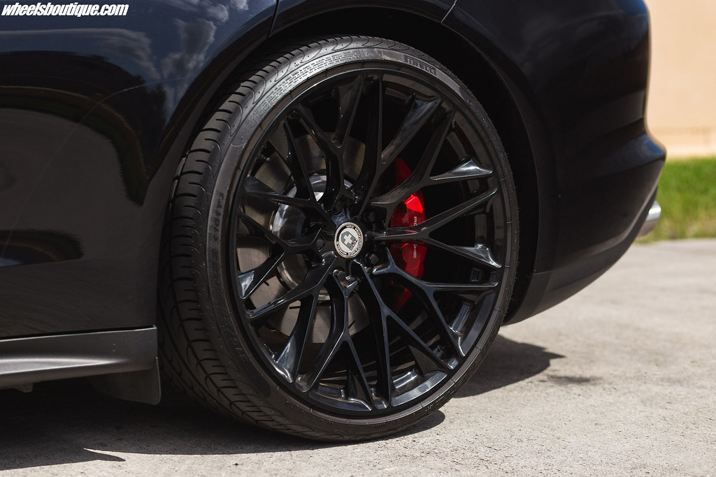 Hre Wheels Brand New Porsche Panamera With Hre P200