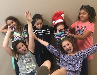 6-21-17 Crazy hair day | by Boys & Girls Club of Janesville