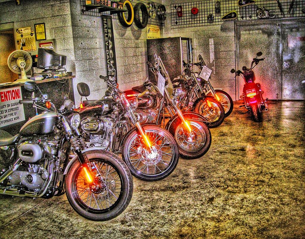 Davies Harley Davidson Used Bikes