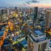Osaka desde el Umeda Sky Building