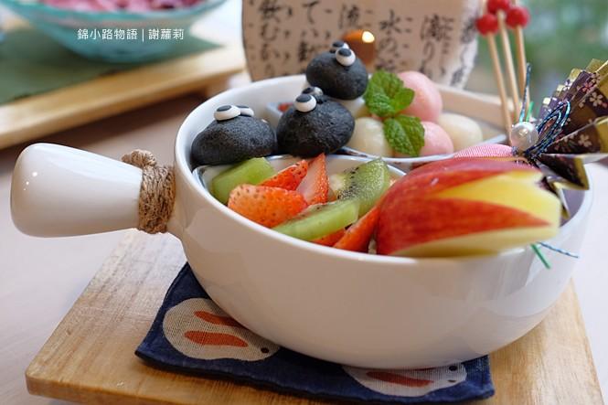 38397380162 1548fd5ae0 b - 錦小路物語 | 窩藏巷弄內的日本食堂,食尚玩家推薦 冬季限定的療癒系煤炭精靈甜點真的超可愛!