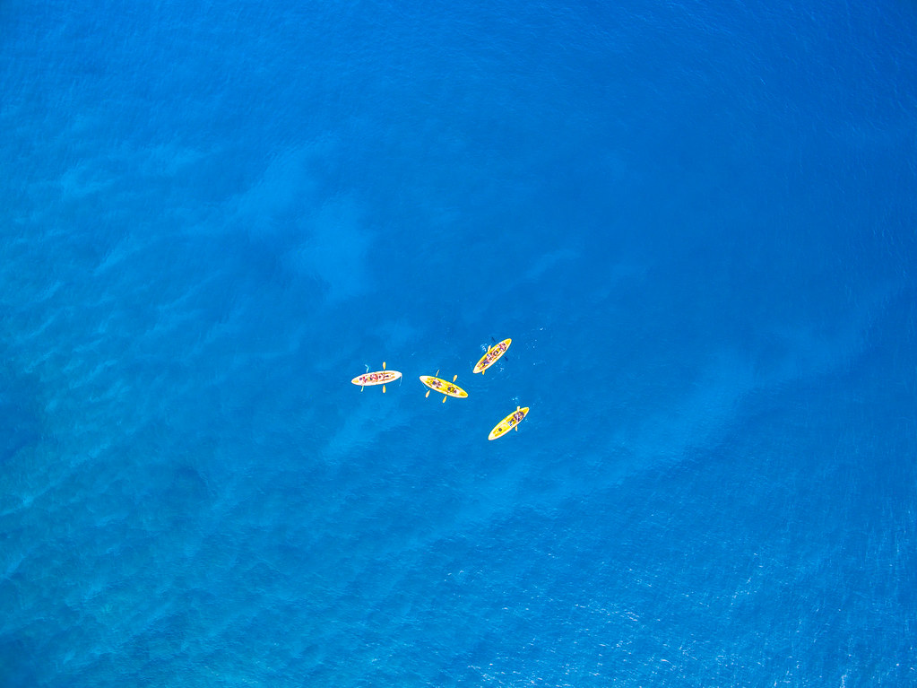小琉球旅遊獨木舟體驗行程就在哇靠小琉球民宿網