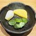 Pickles for the dinner set at Uroko Japanese Cuisine at Section 17, Petaling Jaya