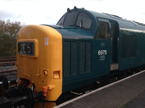 Class 37 diesel No. 6975 | by fred pipes