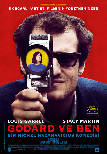 Godard ve Ben - Le Redoutable (2017)
