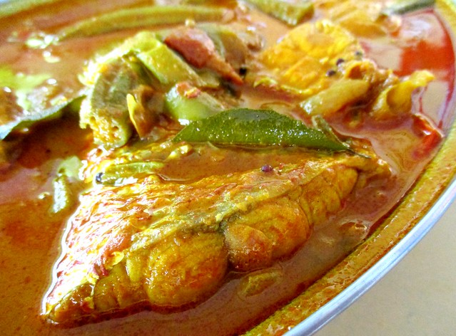 Sri Pelita Indian-style fish curry